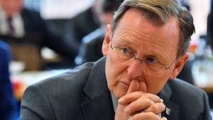 Ramelow will Gespräche über Projekte mit CDU