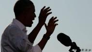 Der amerikanische Präsident Barack Obama  warnt eindringlich vor Donald Trump.