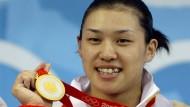 Drei Olympia-Goldmedaillen aberkannt