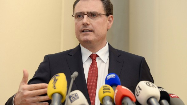 Schweizer Nationalbankpräsident Thomas Jordan