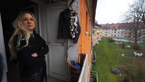 Schwarmstadt ohne Wohnraum