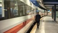 Bahn warnt vor Zugausfällen auch nach Streikende