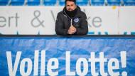 Sportfreunde Lotte hoffen auf Pokal-Sensation