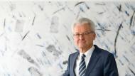 Diskret, einflussreich, erfolgreich: Georg Sellner räumt seinen Platz.