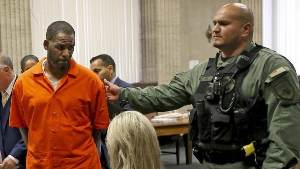 Freilassung von R. Kelly abermals abgelehnt