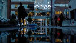 Google klagt gegen Milliardenstrafe