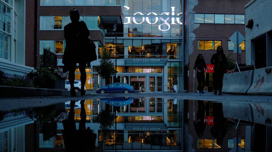 Google-Büro in Cambridge, Massachusetts
