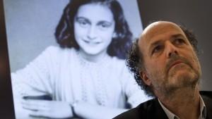 Weitere Texte von Anne Frank entziffert