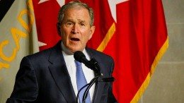 George W. Bush übt scharfe Kritik an Trumps Politik