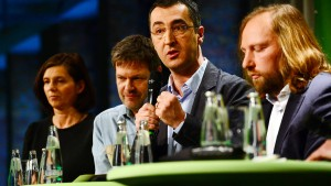 """""""Den Grünen fehlt im Bund eine klare Koalitionsperspektive"""""""
