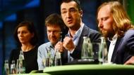 Den Grünen fehlt im Bund eine klare Koalitionsperspektive