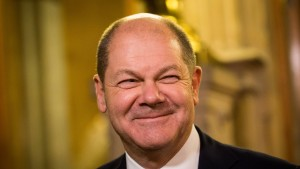 SPD-Mitglieder setzen auf Olaf Scholz