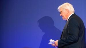 Steinmeier kritisiert Trumps Folter-Pläne