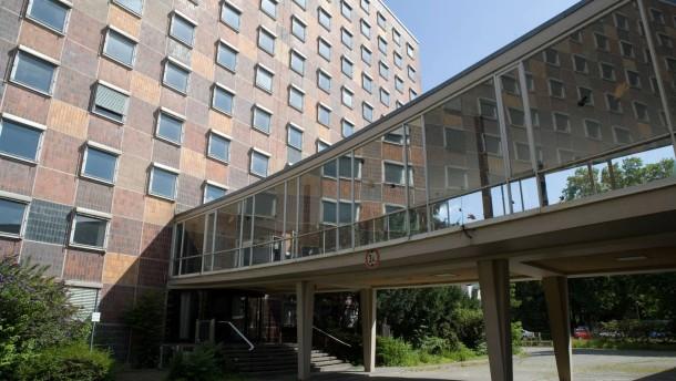 land verkauft grundst cke frankfurt school of finance will bis 2016 umziehen rhein main faz. Black Bedroom Furniture Sets. Home Design Ideas
