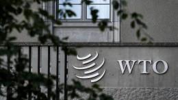 Amerika wendet sich an die WTO