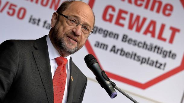 SPD fällt unter 30 Prozent