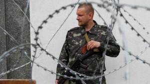 """""""Volksrepublik Donezk"""" bittet um Anschluss an Russland"""