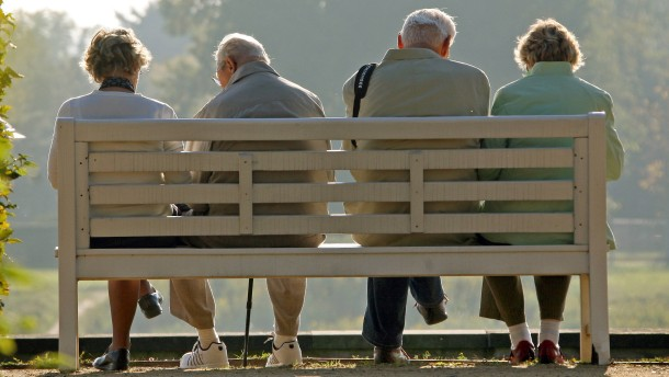 Immer mehr arme Rentner in Hessen