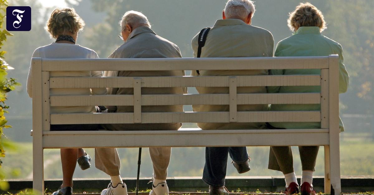 Leben von Grundsicherung: Immer mehr arme Rentner in Hessen