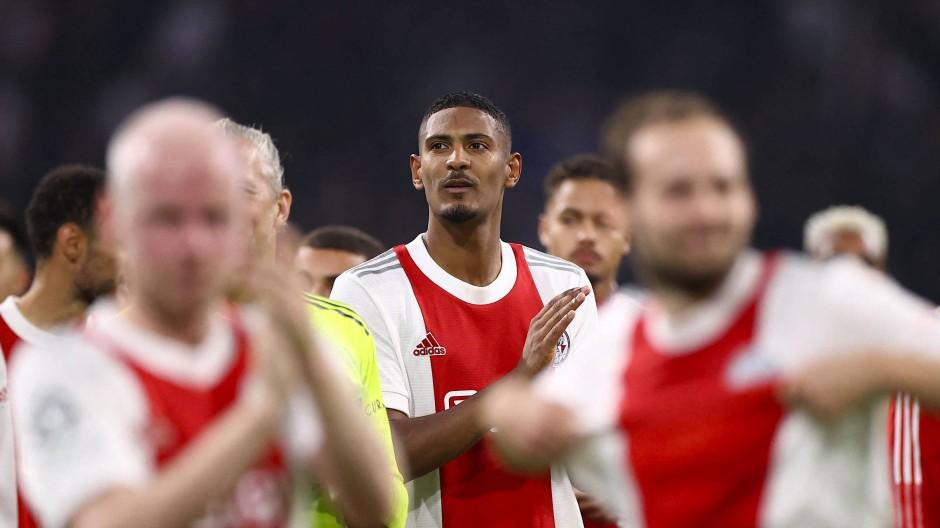 Zu Höherem berufen? Sébastien Haller trifft bei Ajax Amsterdam wie am Fließband.