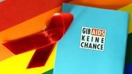 Zahl der Aids-Infektionen in Europa auf Rekordhoch