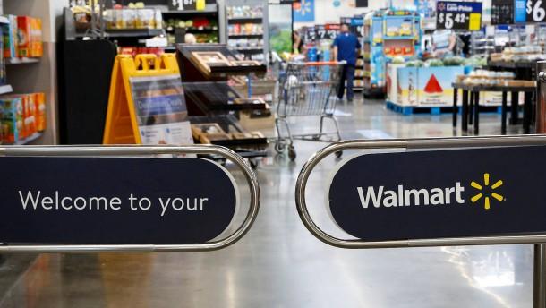 Walmart entfernt Waffen und Munition von Verkaufsflächen