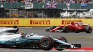 ARD will Formel-1-Rechte