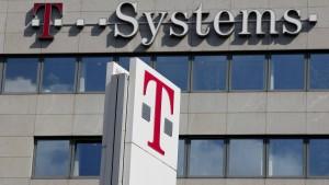 Bei T-Systems beginnt der Stellenabbau