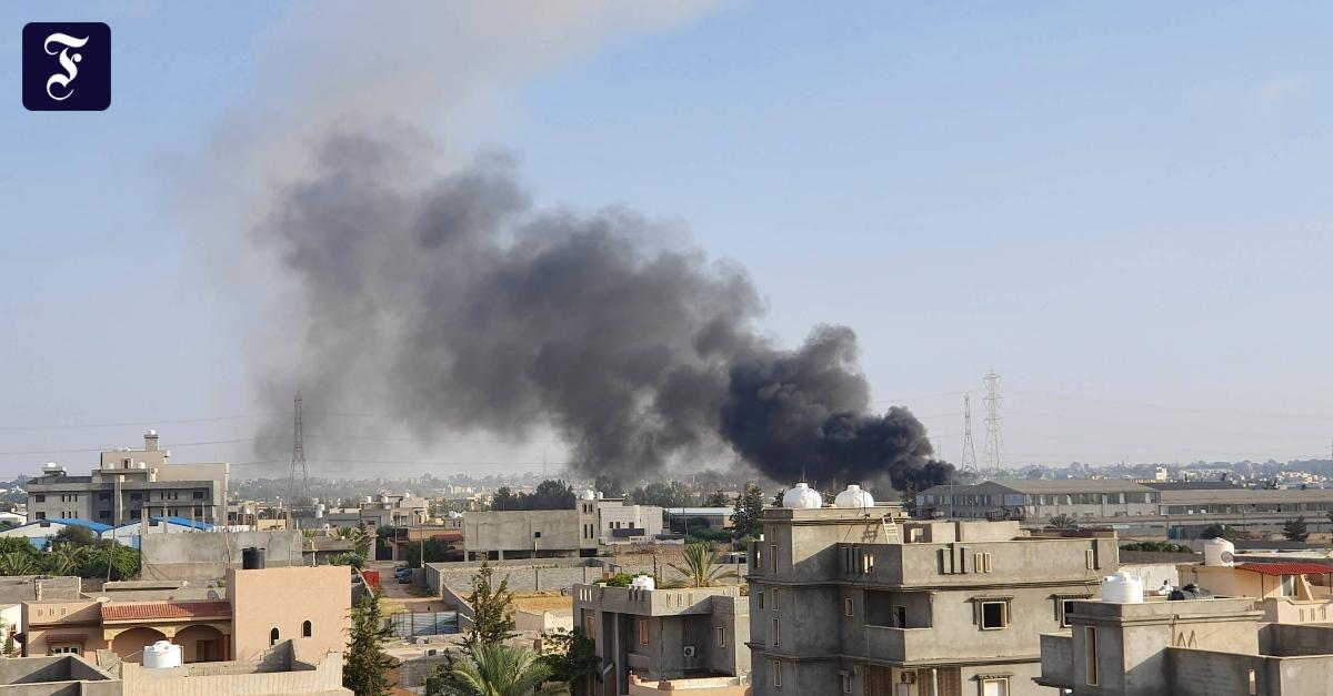 Chalifa Haftar: Abtrünniger libyscher General befiehlt Angriffe auf türkische Schiffe