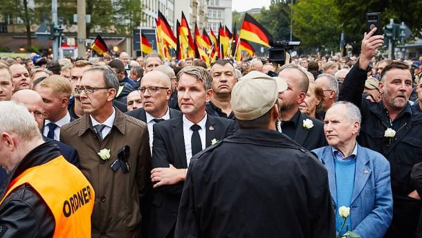 Neues Deutschland?