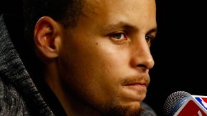 Warriors und Stephen Curry in der Krise