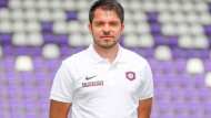 Zeugwart in Aue mit Spielervertrag: Tommy Käßemodel.