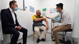 Australien ist verärgert über Europas Impfblockade