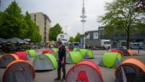 Hamburgs zwei Gesichter