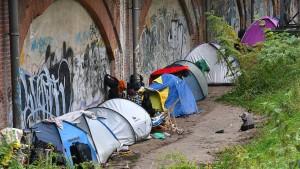 860.000 Menschen in Deutschland sind wohnungslos