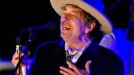 Bob Dylan, Archivbild aus dem Jahr 2012