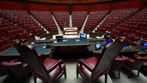 """""""Italiens Parlament ist auch nicht schlechter als andere"""""""