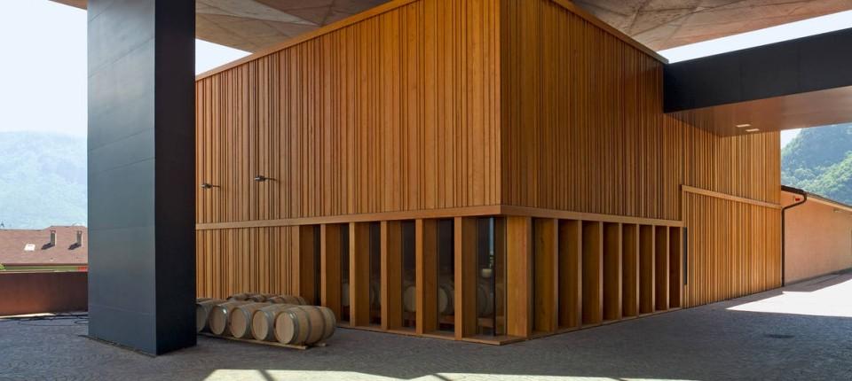 Architektur Und Wein Neue Disziplin Fur Geniesser