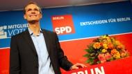 Müller soll Berlins Regierender Bürgermeister werden