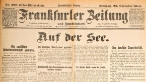 Historisches E-Paper zum Ersten Weltkrieg: Elektrische Taschenlämpchen