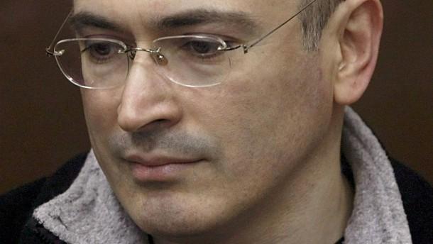 Straßburg rügt Prozess gegen Chodorkowskij als  unfair