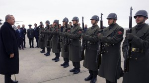Türkei startet Offensive im Nordirak