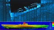 Deutsches U-Boot-Wrack vor amerikanischer Küste entdeckt