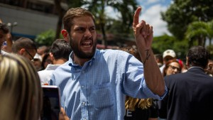 Oppositionspolitiker in Venezuela festgenommen