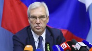 Russischer Botschafter warnt vor Rüstungswettlauf