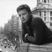 Für Spanisch-Kurse in Madrid: Peter Bermbach Anfang 1961 über der Gran Via
