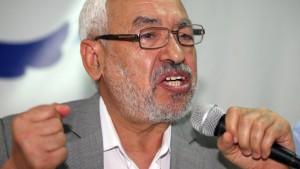 Ennahdha-Bewegung feiert sich als Wahlsieger