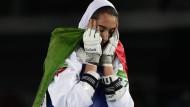 Eine Medaille für alle iranischen Mädchen
