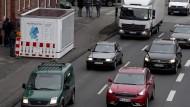 """Können """"Luftstaubsauger"""" das Fahrverbot in Kiel verhindern?"""