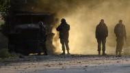 Brüchige Waffenruhe und gezielte Provokationen
